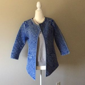Lucky Brand size small cardigan 3/4 length sleeve